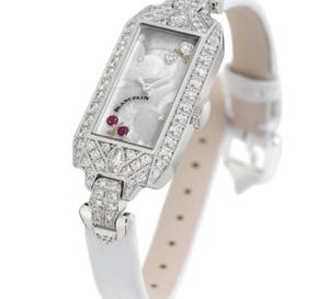 Blancpain : une montre-bijou Art-Déco en ode à l'amour