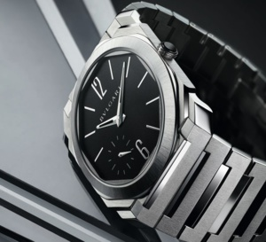 Bulgari Octo Finissimo Automatique : nouvelle version en acier poli satiné