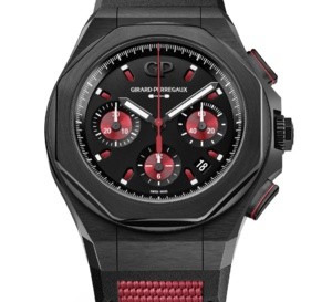 Girard-Perregaux Laureato Absolute Passion : édition limitée à 50 exemplaires pour le Festival Automobile International
