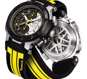 Tissot lance sa collection MotoGP 2012