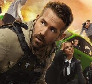 6 Underground : Ryan Reynolds porte une Chopard MilleMiglia