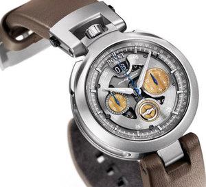 Bovet Pininfarina chronographe Cambiano édition limitée : montre modulable