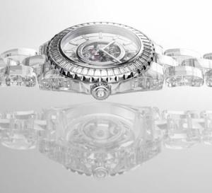 Chanel J12 X-Ray : la montre qui montre tout