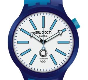Swatch : édition spéciale Big Bold pour les Jeux Olympiques de Tokyo