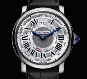 Cartier Rotonde Quantième Annuel calibre 9908 MC