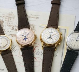 Phillips met en vente 4 Patek Philippe de collection appartenant à Jean-Claude Biver