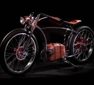 Avionics VM : le vélo électrique retro-futuriste