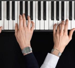 Nomos Tetra Symphonie : un quatuor horloger très féminin