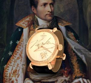 Heroica Tempus : une montre unique en hommage à Napoléon Bonaparte