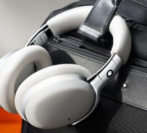 Montblanc Smart Headphones : le premier casque connecté de la maison de luxe allemande