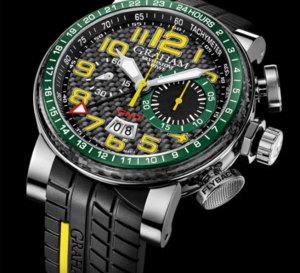Graham Silverstone Stowe GMT : taillé pour la course
