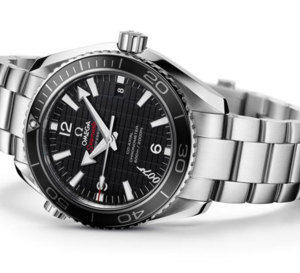 Omega Seamaster Planet Ocean 600m Skyfall Limited Edition : la nouvelle James Bond