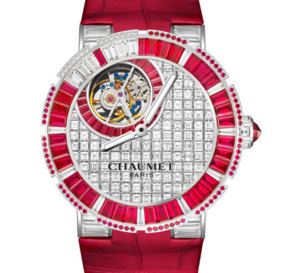 Chaumet Class One Tourbillon : des éditions Haute Joaillerie Haute Horlogerie