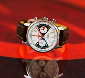 Top Time Breitling : un chrono bicompax d'inspiration vintage