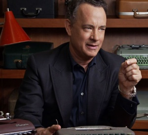 California Typewriter : Tom Hanks porte une Omega Speedmaster
