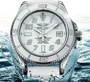 Breitling Superocean 42 White Water : une exclusivité boutique Breitling