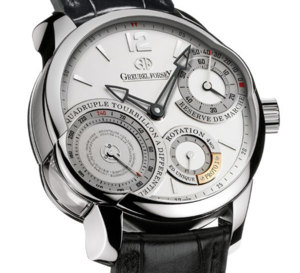 Greubel Forsey Quadruple Tourbillon Secret : comble du luxe !