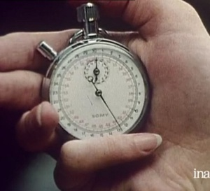 Regardez bien ce chrono...