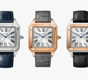 Cartier Santos-Dumont XL : arrivée d'une version mécanique