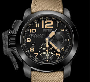 Graham Chronofighter Oversize : pour conditions extrêmes