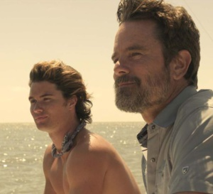 Outer Banks : Charles Esten porte une Seiko Presage