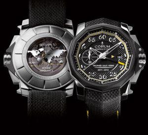Corum : une montre vendue au profit de Mécénat Chirurgie Cardiaque