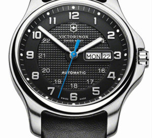 Victorinox Swiss Army Officer's : coffret exclusif montre et couteau !