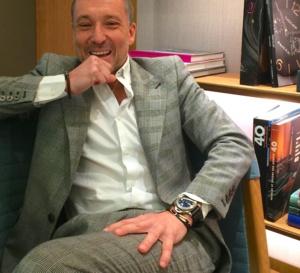 Officine Panerai : interview de Jean-Marc Pontroué