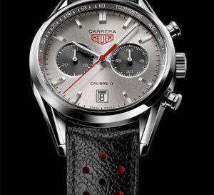 TAG Heuer Carrera Jack Heuer 80ème anniversaire édition limitée : chrono intemporel
