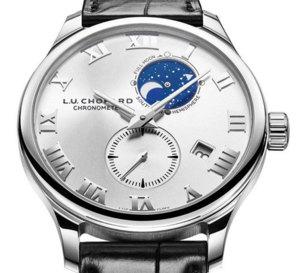 Chopard L.U.C Lunar Twin : une phase de Lune particulièrement élégante