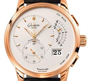 PanoGraph Glashütte Original : le chronographe… autrement