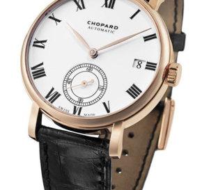 Chopard Classic Manufactum : une nouvelle collection de montres équipé d'un calibre manufacture