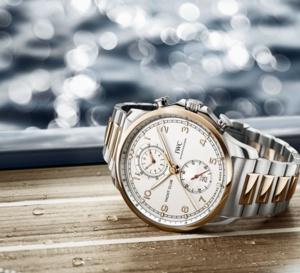 IWC Portugieser Yacht Club Chronographe : trois nouveautés sur bracelet métal