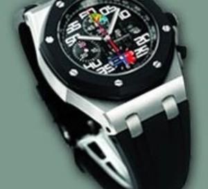 Le chronographe Royal Oak Offshore Rubens Barrichello