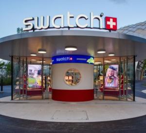 Bienne : votre Swatch, vous la prenez sur place ou à emportez ?