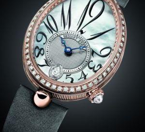 Breguet Reine de Naples ou l'histoire de la toute première montre-bracelet racontée par Emmanuel Breguet