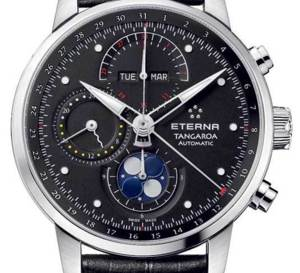 Eterna Tangaroa Chronographe Moonphase