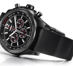 Breitling for Bentley Barnato 42 Midnight Carbon : viril et sportif