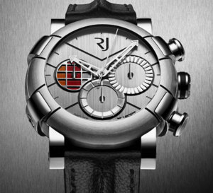 RJ-Romain Jerome DeLorean : 81 exemplaires