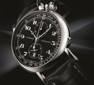The Longines Avigation Watch Type A-7 montre de pilote et chronographe monopoussoir