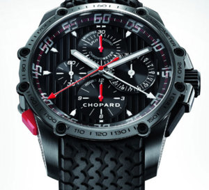 Chopard Classic Racing Superfast Chrono Split Second : ultra-sportif