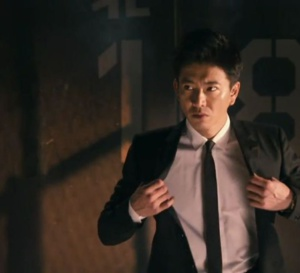 BG Personal Bodyguard : Takuya Kimura porte une Omega Seamaster
