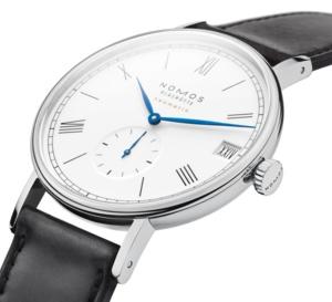 Nomos : trois éditions limitées en hommage à 175 d'art horloger à Glashütte