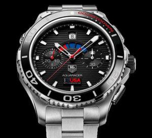 Aquaracer Calibre 72 Countdown Edition Limitée : esprit de compétition