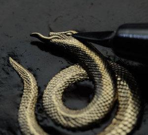 Vacheron Constantin Métiers d'Art : année du serpent, la Légende du Zodiaque Chinois