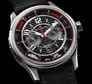 AMVOX7 Chronograph : nouveauté 2012 issue du partenariat entre Jaeger-LeCoultre et Aston Martin