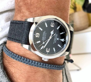 Strapbandits : le spécialiste du bracelet-montre en tissu anglais Huddersfield
