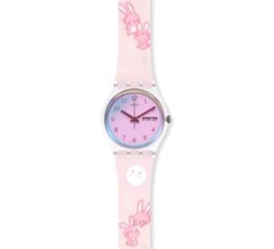 Swatch Bunny x Bunny : romantique et coquine avec les Bunnysutra