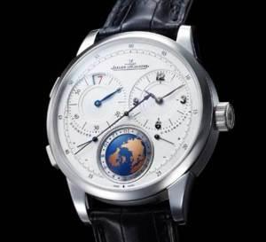 Jaeger-LeCoultre Duomètre Unique Travel Time : invitation aux voyages…