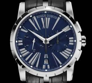 Roger Dubuis Excalibur 42 Chronographe en acier : beau chrono en acier au design racé et contemporain